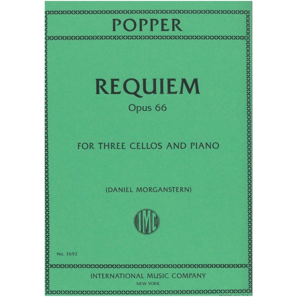 Popper, David - Requiem, Opus 66