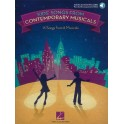 Kids Songs From Contemporary Musicals (Book/Online Audio) - Various Composers (Composer)