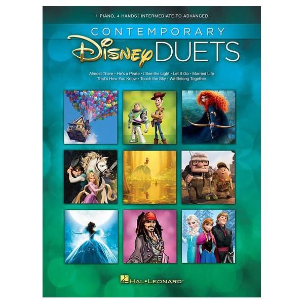Contemporary Disney Duets - Various Composers (Composer)