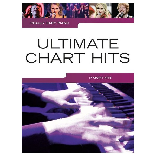 Really Easy Piano: Ultimate Chart Hits - Various Artists (Artist)