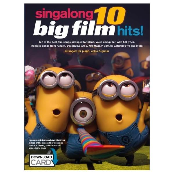 Singalong: 10 Big Film Hits (Book/Download Card) - Various Artists (Artist)