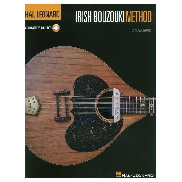 Hal Leonard Irish Bouzouki Method (Book/Online Audio) - Landes, Roger (Author)