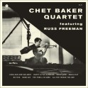 Chet Baker Quartet ft Russ Freeman - VINYL