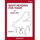 Sight Reading For Today: Piano Grade 1 - Last, Joan (Author)