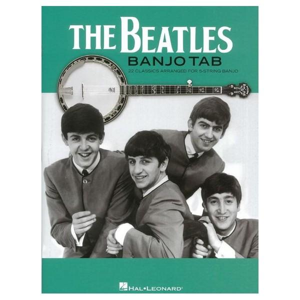 The Beatles Banjo Tab: 22 Classics Arranged For 5-String Banjo - Beatles, The (Artist)