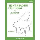 Sight Reading For Today: Piano Grade 3 - Last, Joan (Author)