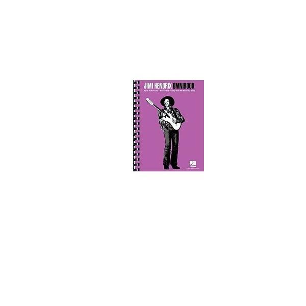 Jimi Hendrix Omnibook - Hendrix, Jimi (Artist)