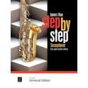 Rae, James - Step by Step Saxophone