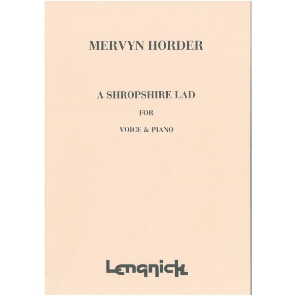 Horder, Mervyn - A Shropshire Lad