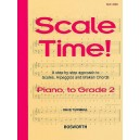 Turnbull: Scale Time! Grade 2 Piano - Turnbull, David (Author)