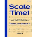 Turnbull: Scale Time! Grade 4 Piano - Turnbull, David (Author)