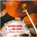 Clifford Brown and Max Roach at Basin Street - VINYL