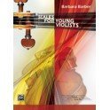 Barber, Barbara - Scales for Young Violists