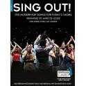 Sing Out! 5 Pop Songs For Todays Choirs - Book 3 (Book/Download Card) - De-Lisser, Mark (Arranger)