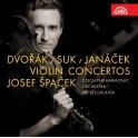 Dvořák, Suk, Janáček: Violin Concertos