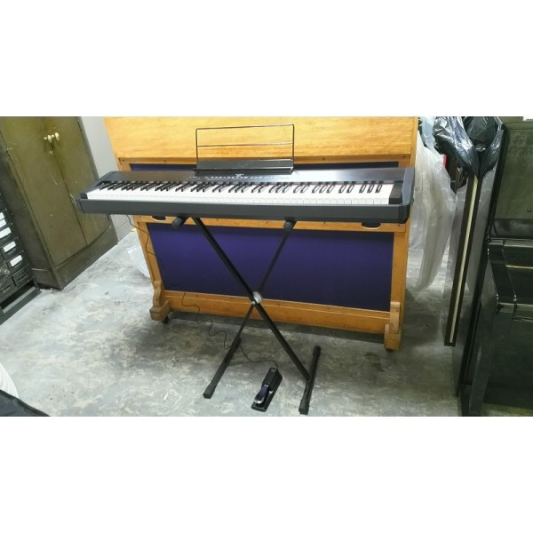 Kawai ES1 stage piano on stand