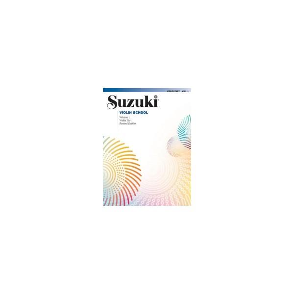 Suzuki Violin School Volume One Part Only