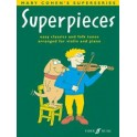 Superpieces for Violin (Mary Cohen)