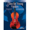 Barber, Barbara - Solos For Young Violists 4