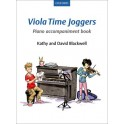 Viola Time Joggers (Piano Accompaniments)