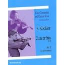 Kuchler, Ferdinand - Concertino In D Op.12