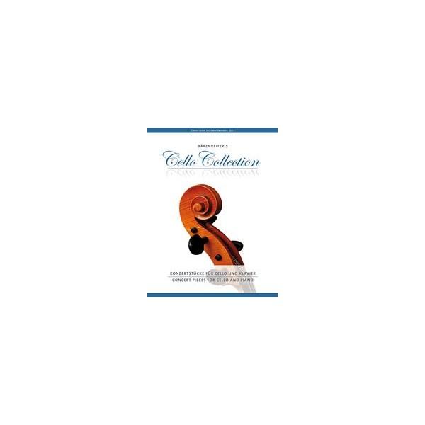 Concert Pieces for Cello & Piano