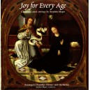 Joy for Every Age CD - Christmas carol settings by Stephen Mager  - Mager, Stephen