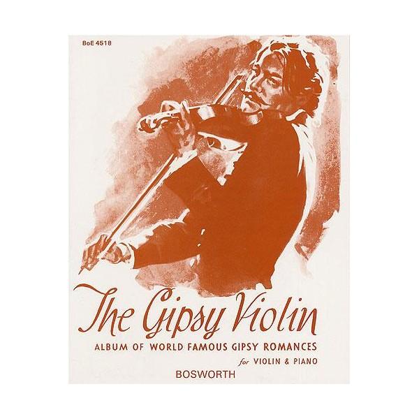 The Gipsy Violin - Russ-bovelino, Wolfgang (Editor)