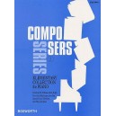 Composers Series: Volume 1 - Elementary Collection For Piano - 0