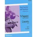 Niccolo Paganini: Violin Concerto in D Op.6 (1st Position) - Paganini, Niccol? (Artist)