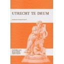Handel, G F - Utrecht Te Deum (Vocal Score)