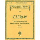 Carl Czerny: Practical Method For Beginners On The Pianoforte Op.599 - Czerny, Carl (Artist)