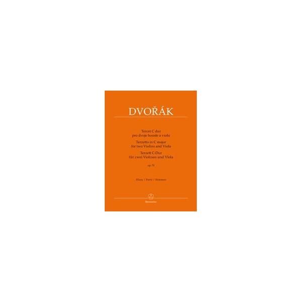 Terzetto in C major Op.74 Parts
