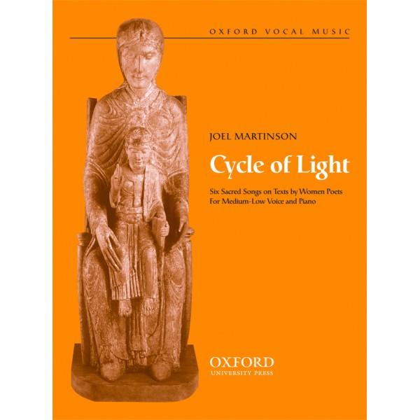 Cycle of light - Martinson, Joel
