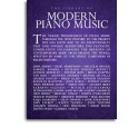 The Library Of Modern Piano Music - Lung, Sam (Editor)
