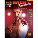 Violin Play-Along Volume 49: Rock Favorites -