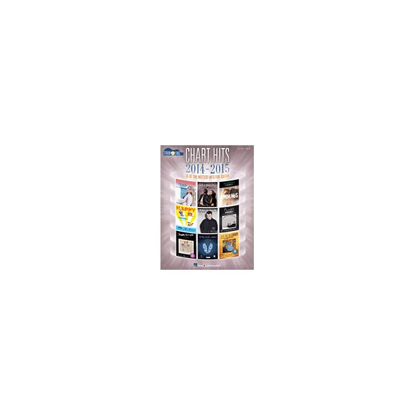 Strum & Sing Chart Hits 2014-2015