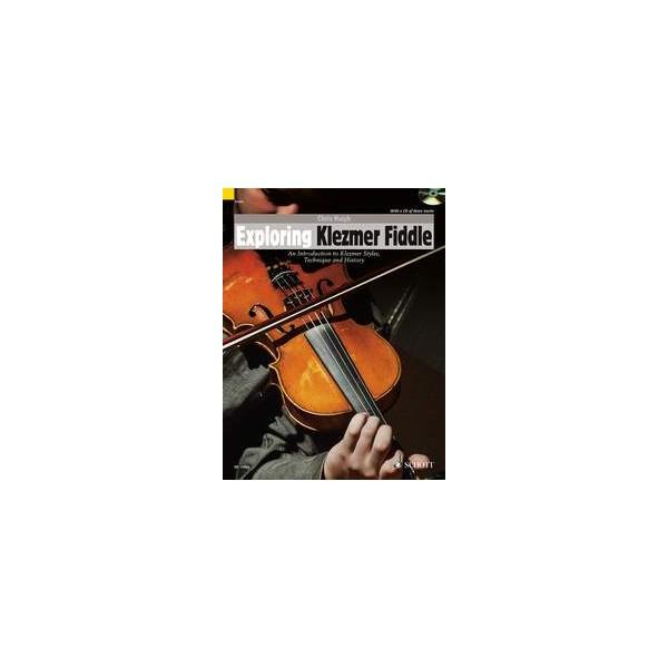 Exploring Klezmer Fiddle (Book & CD)