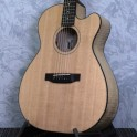 Moon 0002ce cutaway electro Acoustic Guitar