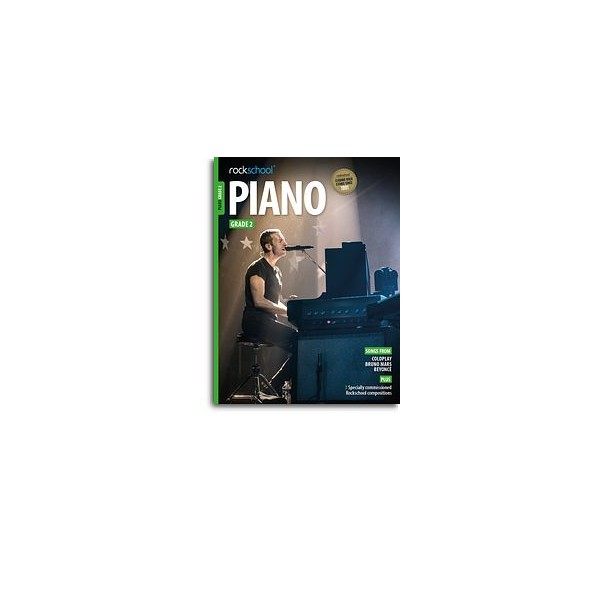 New Rockschool Piano Grade Two