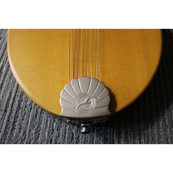 Seagull S8 mandolin in natural