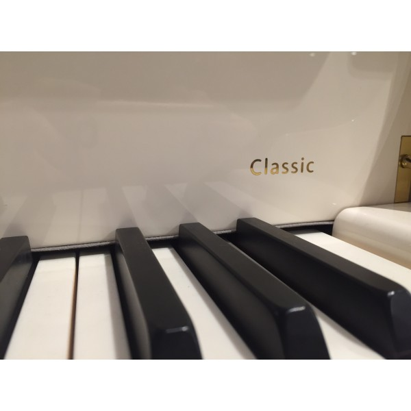 Schimmel Classic C189T Grand Piano White Polyester