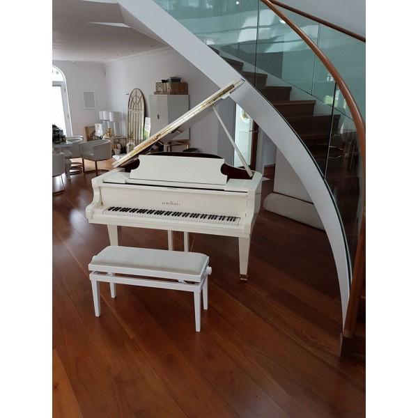 Schimmel Classic C189T Grand Piano White Polyester