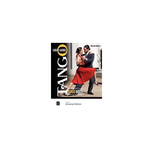 Gardel, Carlos - Tango Duets (Vn & Vc (Va))