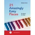 Arens, Barbara - 21 Amazingly Easy Pieces