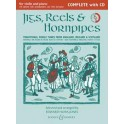 Jigs, Reels & Hornpipes (Complete) Book & CD