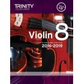 Trinity Violin Exam Pieces Grade Eight (2016-2019)