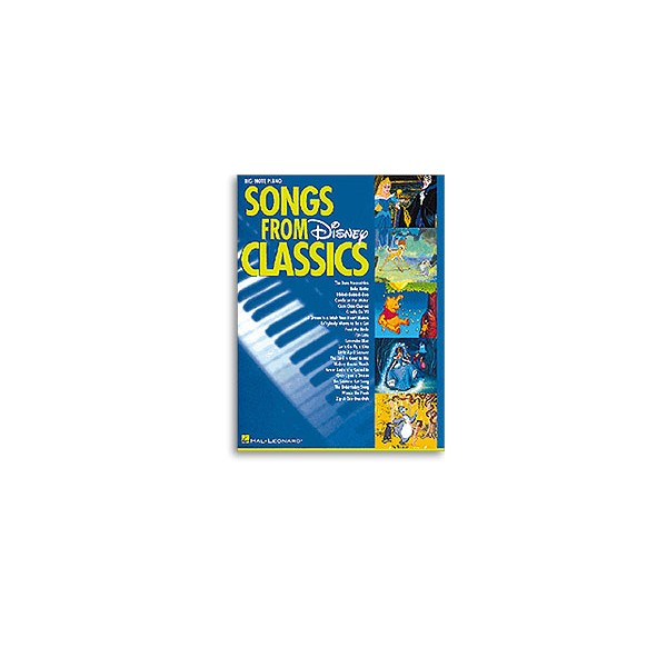 Disney Classics Songs From