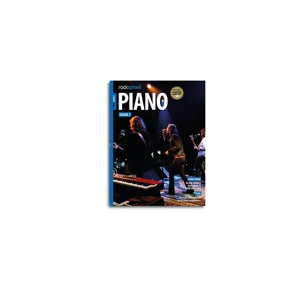 New Rockschool Piano Grade Seven (from 2015)
