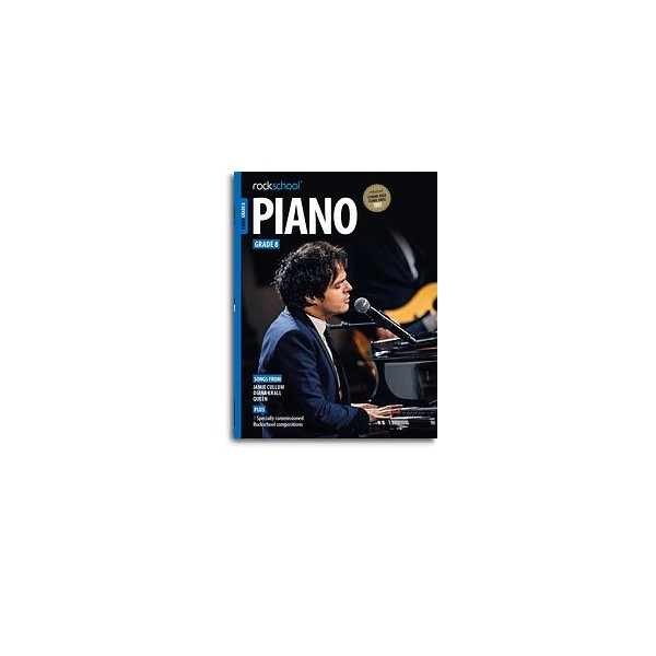 New Rockschool Piano Grade Eight (from 2015)